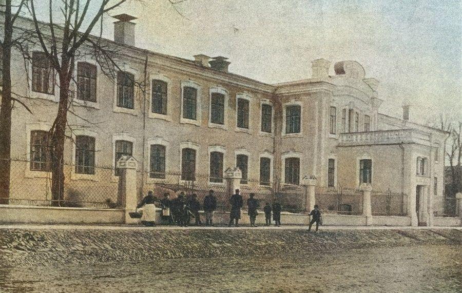 Хирургический корпус при Александровской больнице