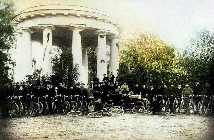 Пермское общество велосипедистов-любителей