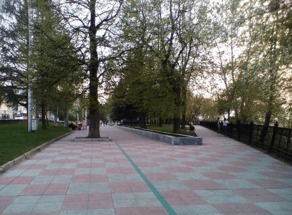 Интересные места Перми
