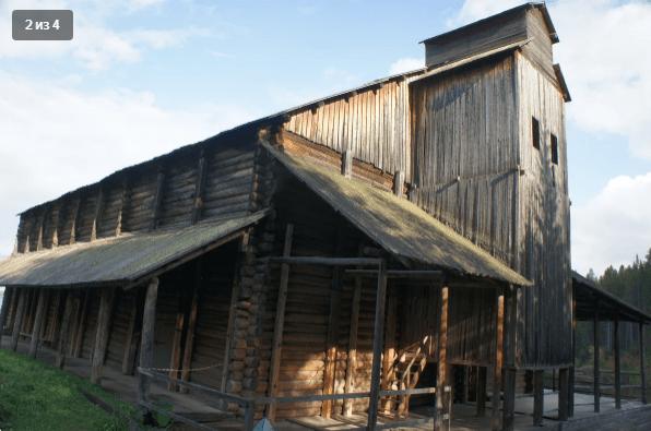 Архитектурно-этнографический музей Хохловка