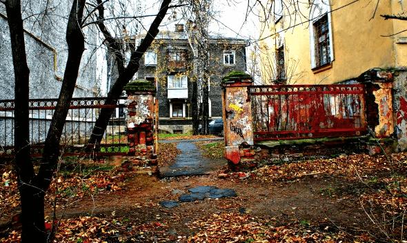 Закамская 21