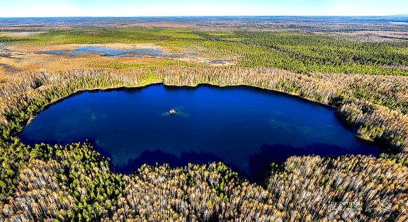 Ядерное озеро