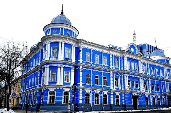 Дом Тупицыных в Перми