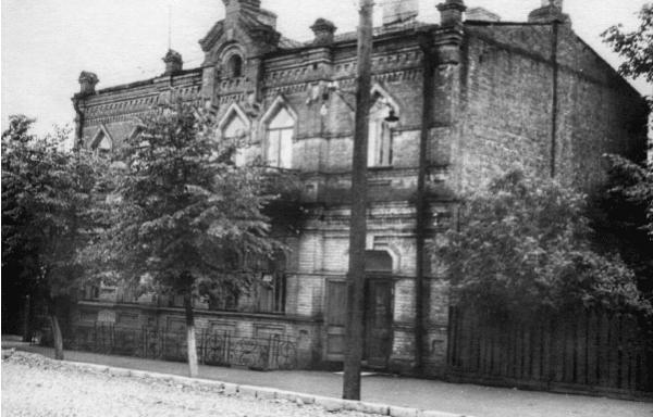 Дом ювелира Назарова