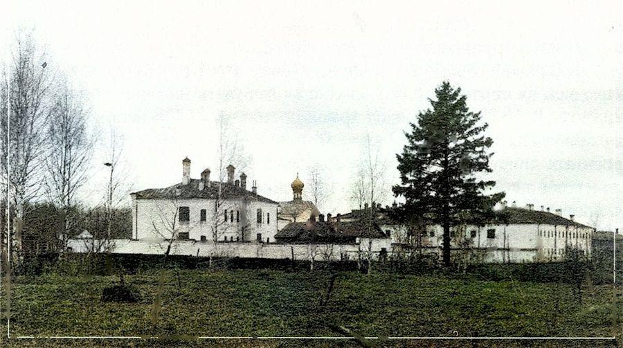Богородице-Скорбященская церковь при губернской тюрьме в Разгуляе. XIX в