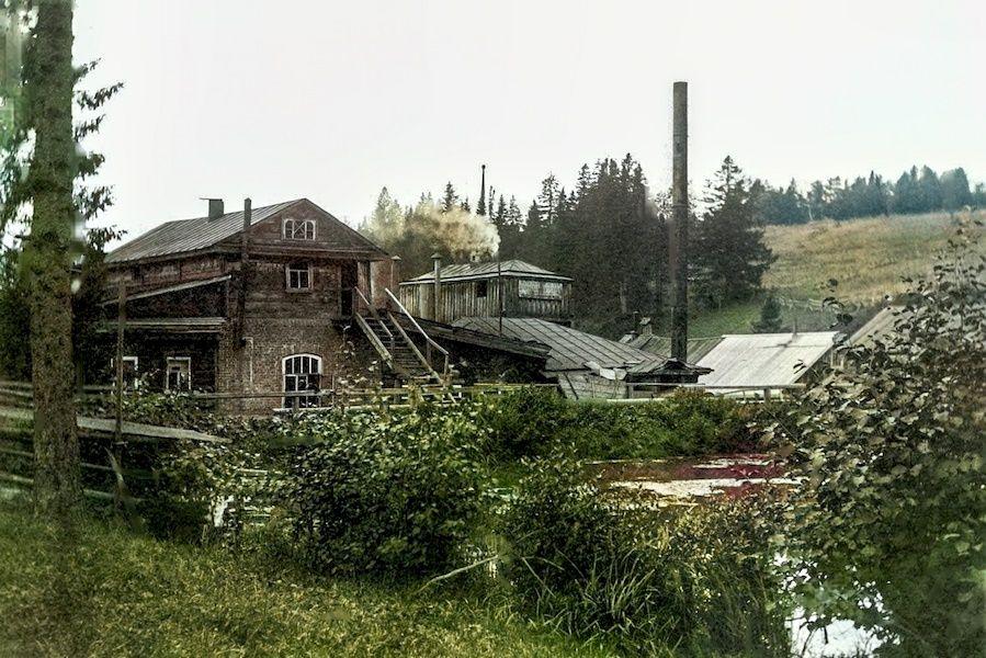 Дрожжевой завод Петра Петровича Бобрика