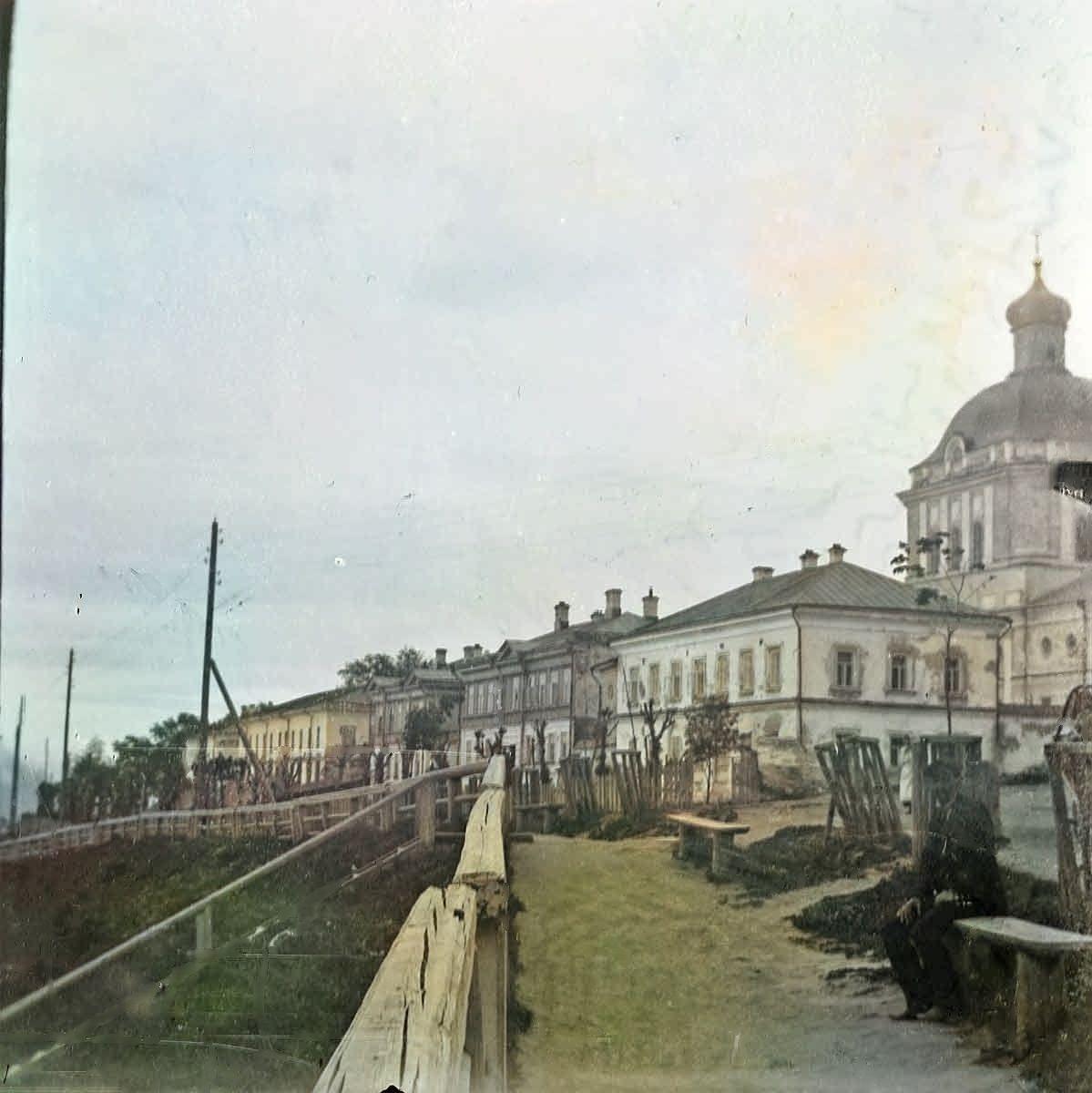 Кафедральный собор на улице Окулова
