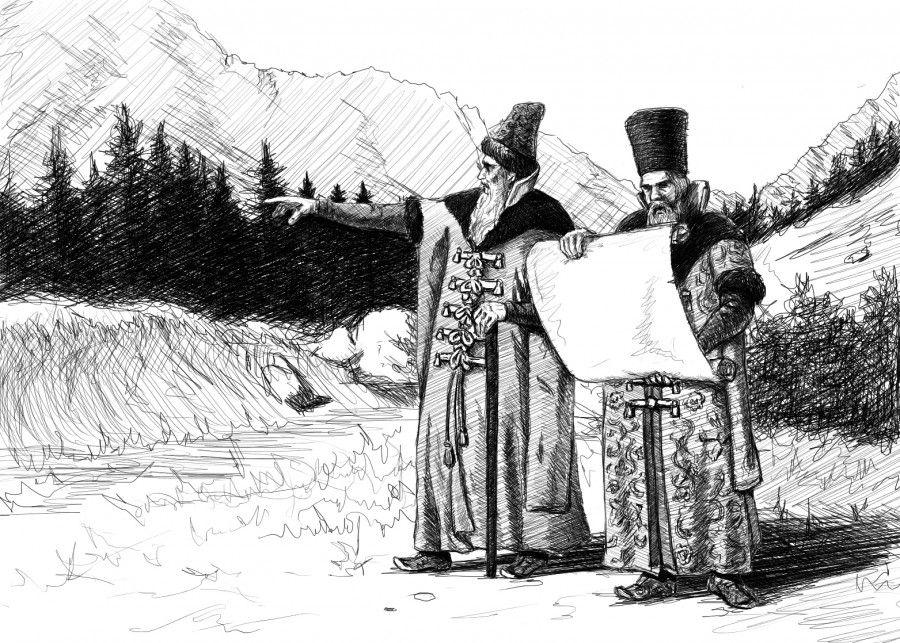 Купцы Строгановы