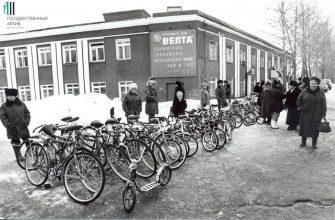 Пермский велосипед