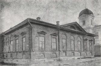 Дом Крылова