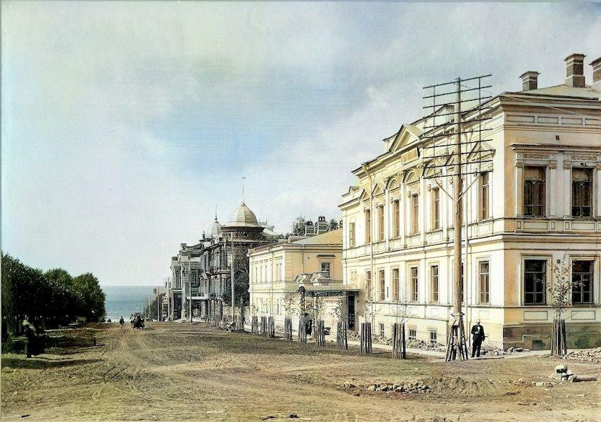 Государственный банк на Обвинской улице