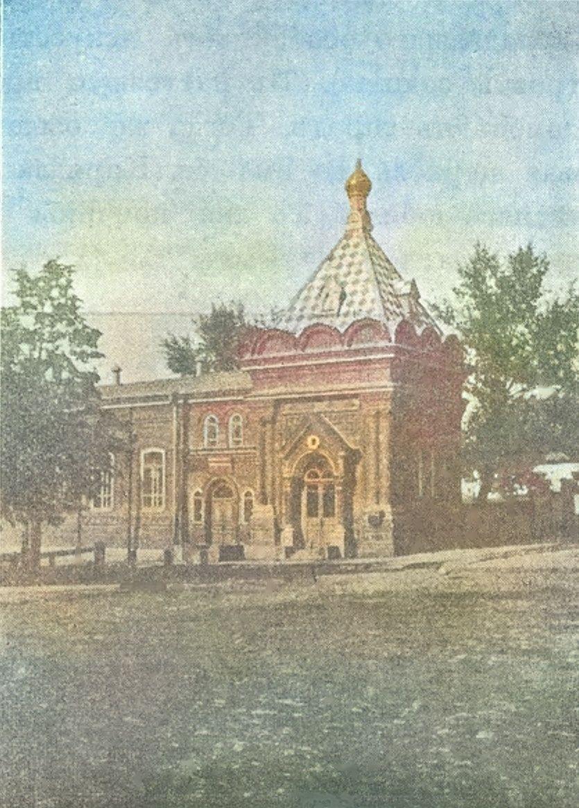 Часовня св. Стефана Пермского