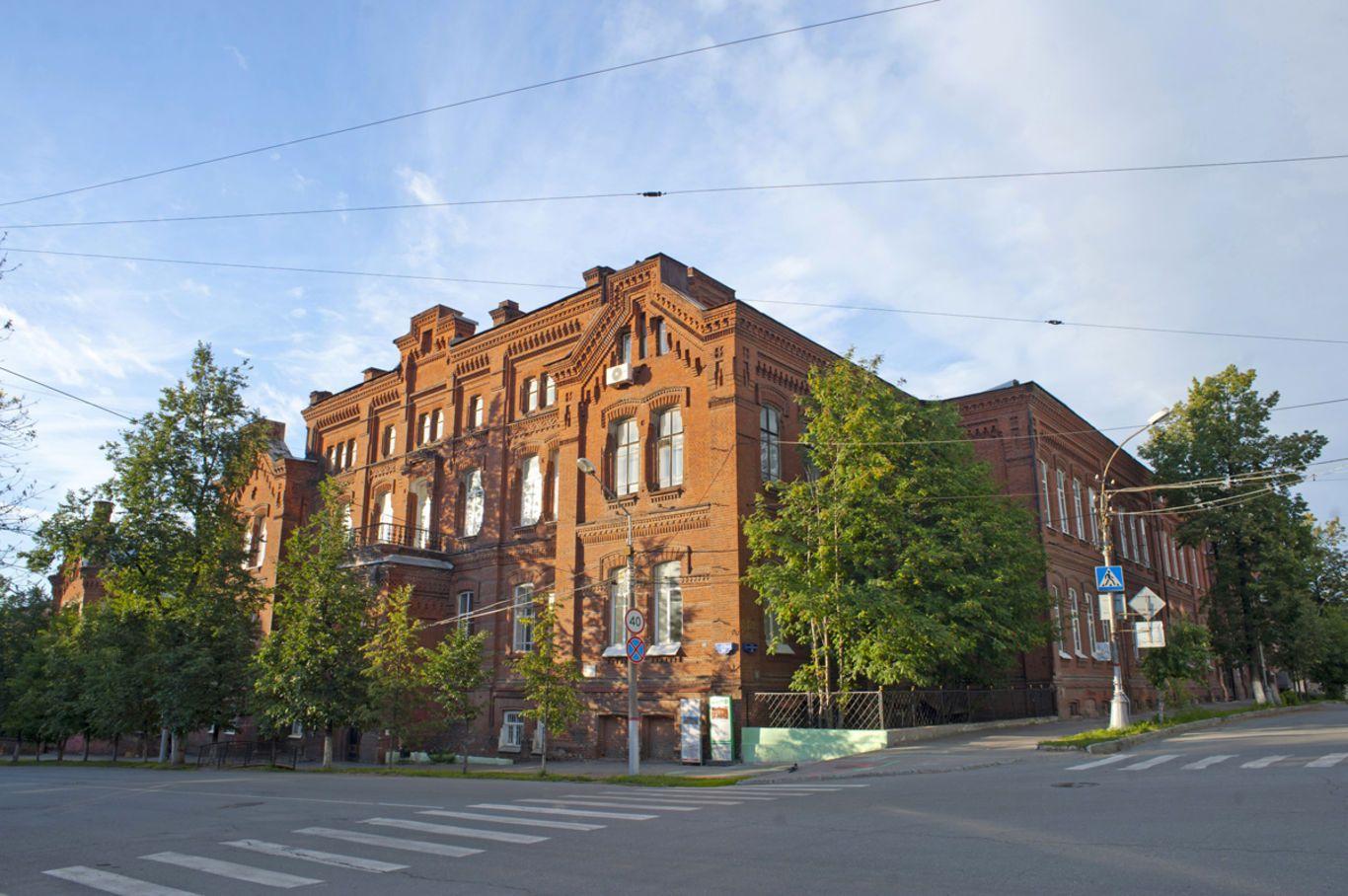 Пермская сельхоз академия