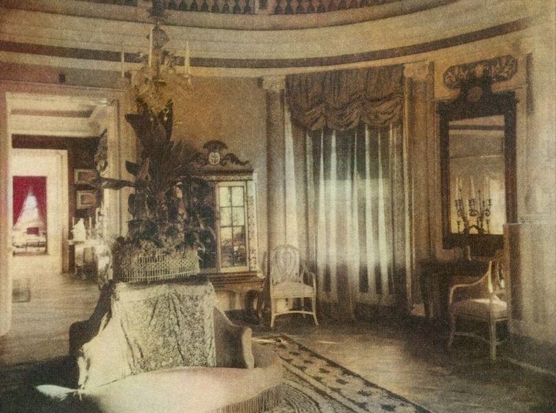 Внутренний вид дома Губернатора