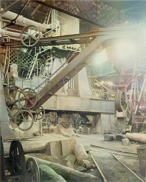 Пушечный завод в Мотовилихе