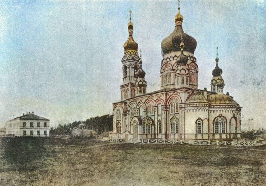 Собор Успенского женского монастыря