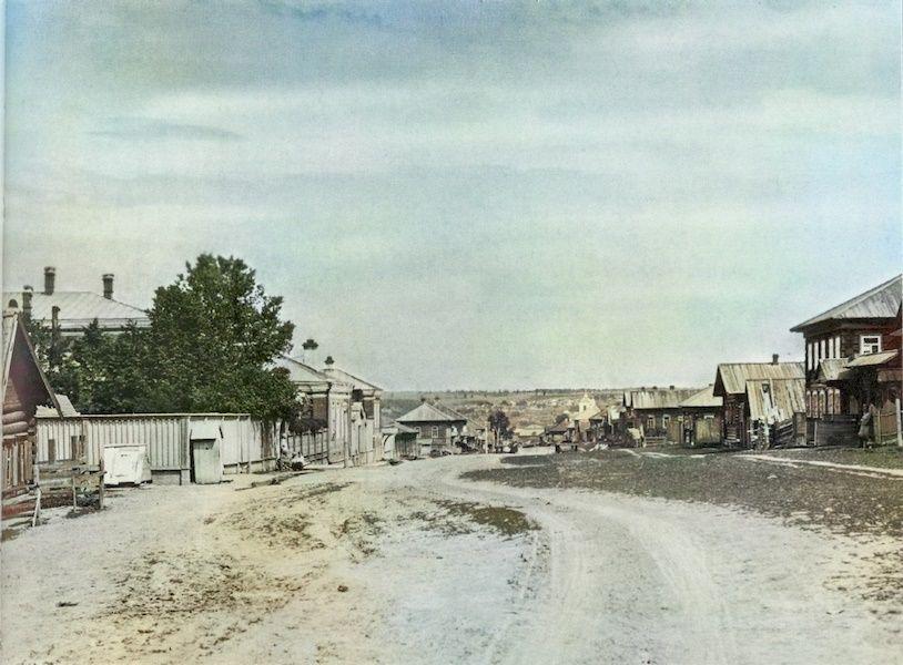 Начальническая улица (Якова Свердлова)