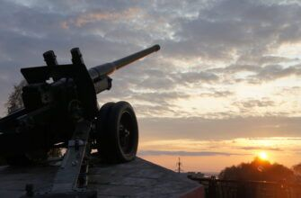 Пушка 122 мм