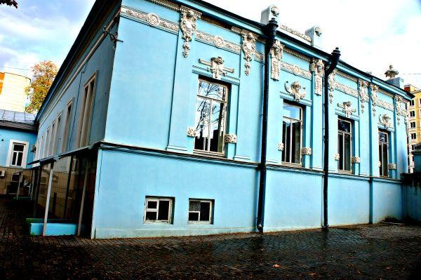 Дом Грибушиных