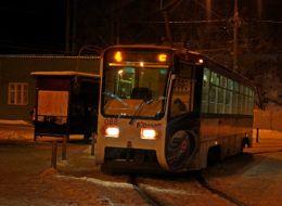 Пермский трамвай