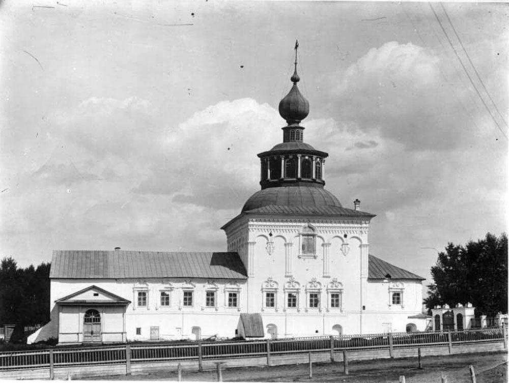Собор в Соликамске