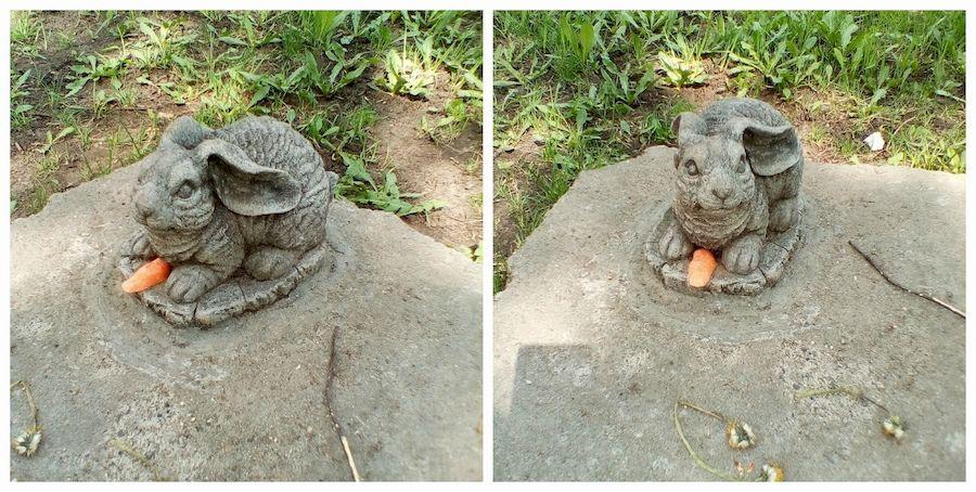 Каменный кролик
