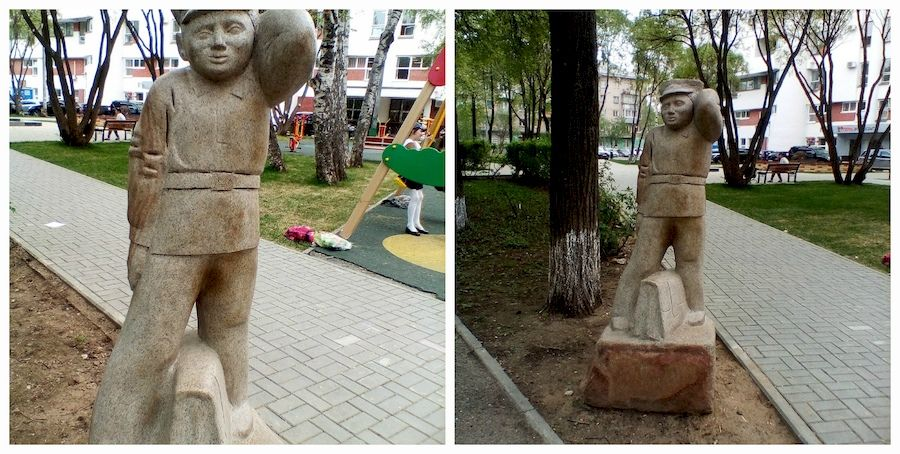 Памятник Ивану Семенову