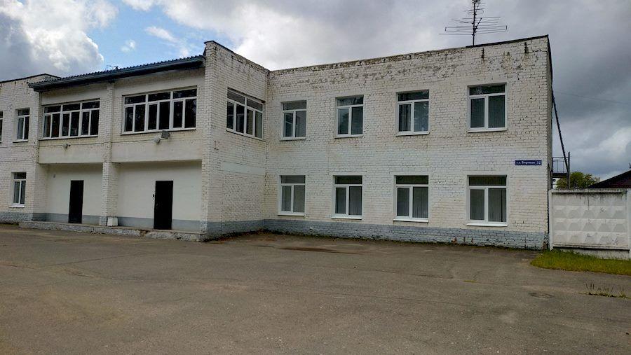 Спорткомплекс Локомотив