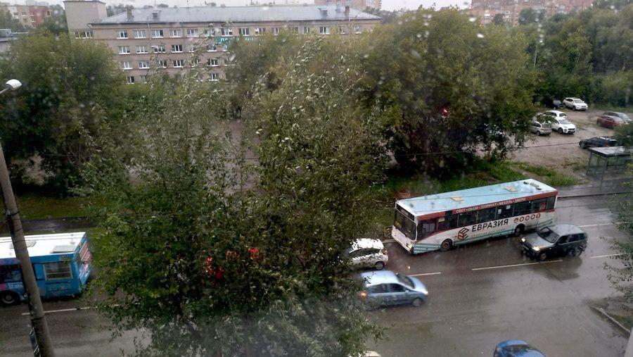Пермские автобусы