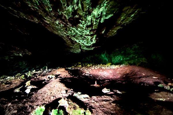 Пещера вогулов
