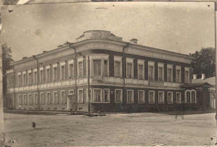 Гимназия Циммерман
