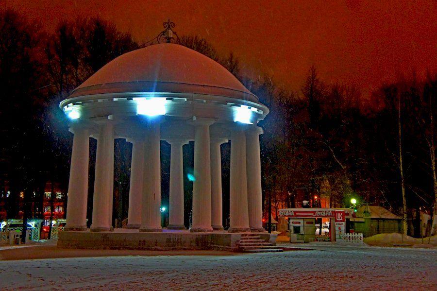 Парк Горького в Перми
