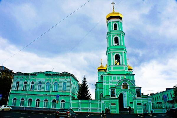 Храмы в Перми