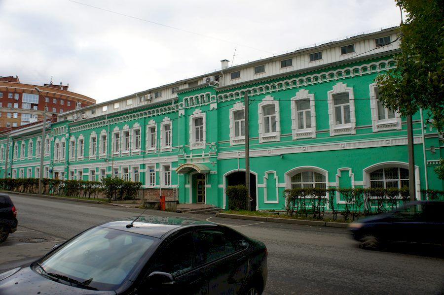 Дома Кропачевых