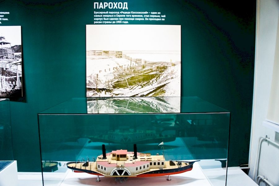 Музей Мотовилихинских заводов