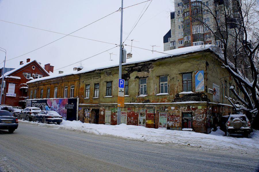 Дом городского головы Сигова