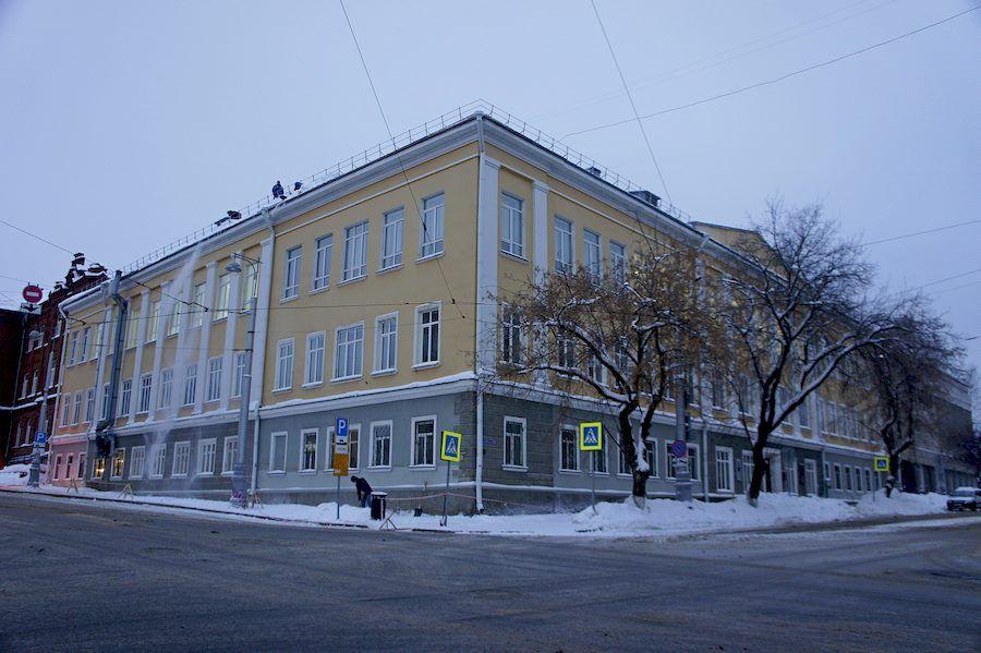 Епархиальное женское училище