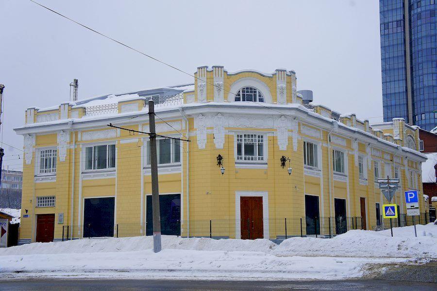 Торговый дом Ижболдиных в Перми