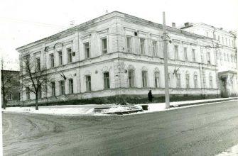 Дом купца Попова