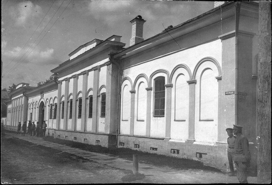 Здание конвойной команды