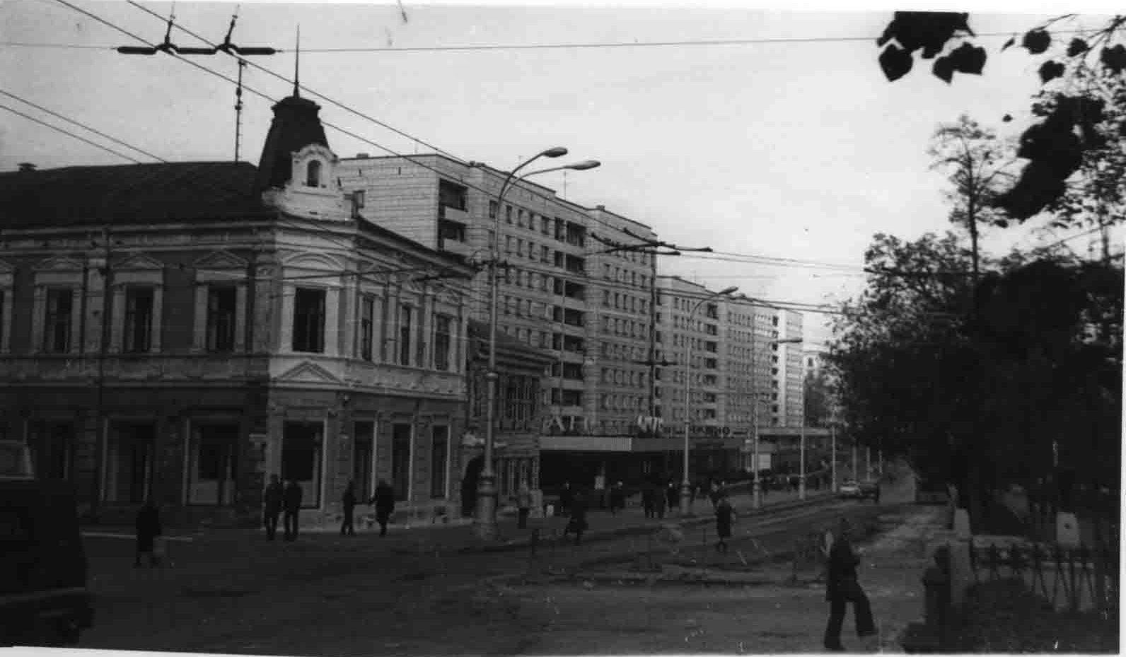 Дом Барановой