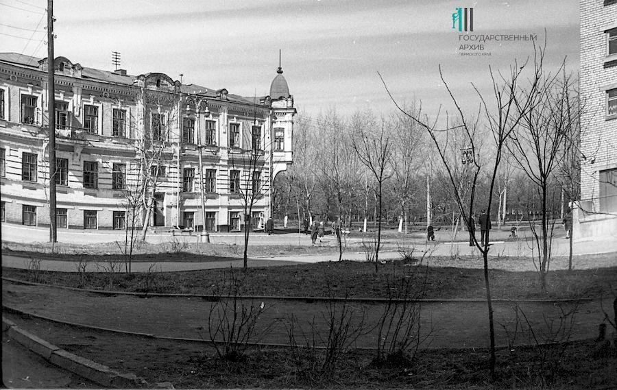 Дом Алексеева