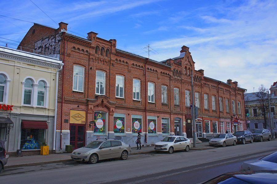 Дом А. Е. Попова