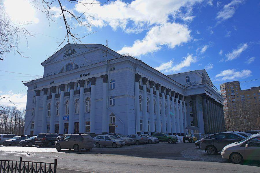Дворец имени Ленина