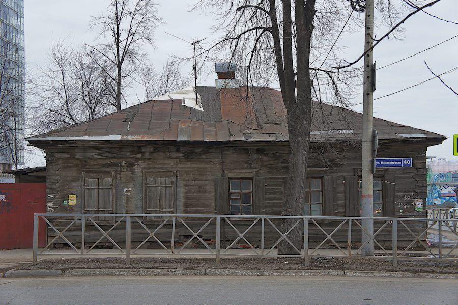 Дома Яковлевой