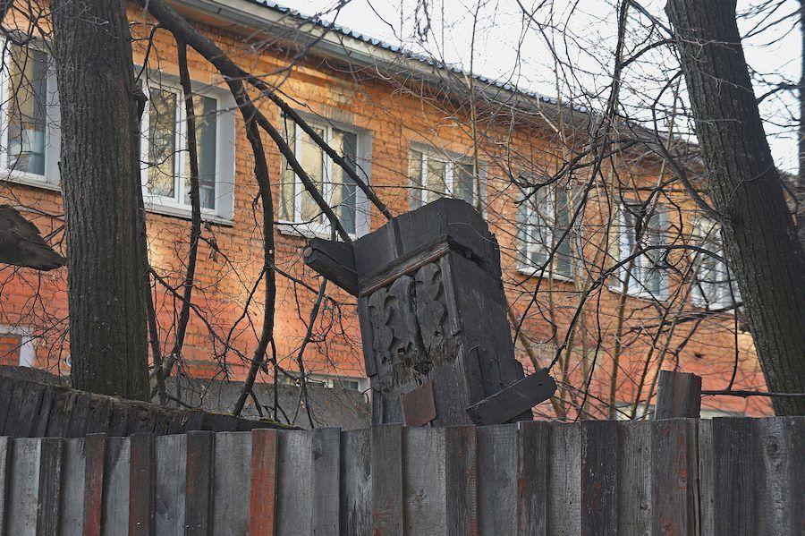 Дом Бажанова