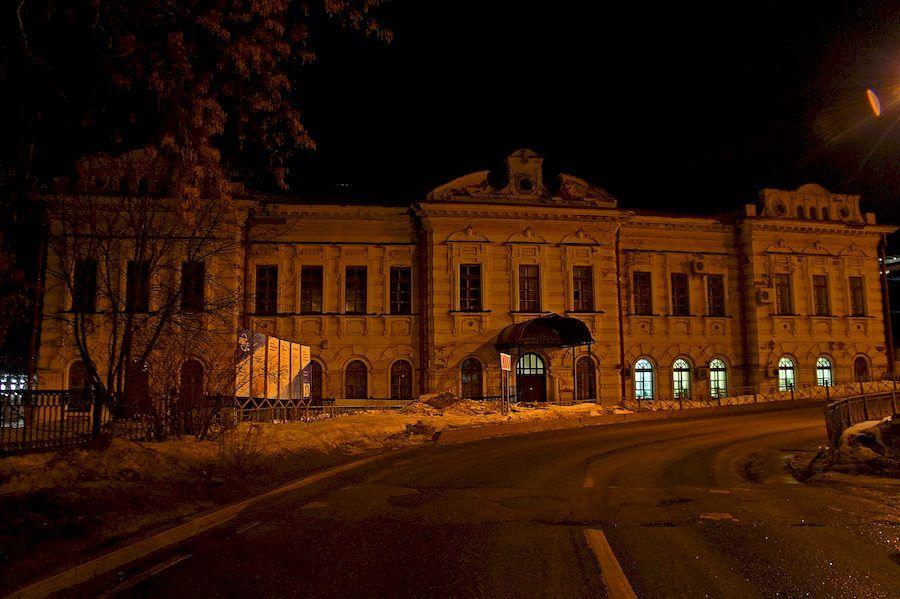 Пермский институт железнодорожного транспорта