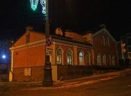 Здание конторы товарищества братьев Каменских