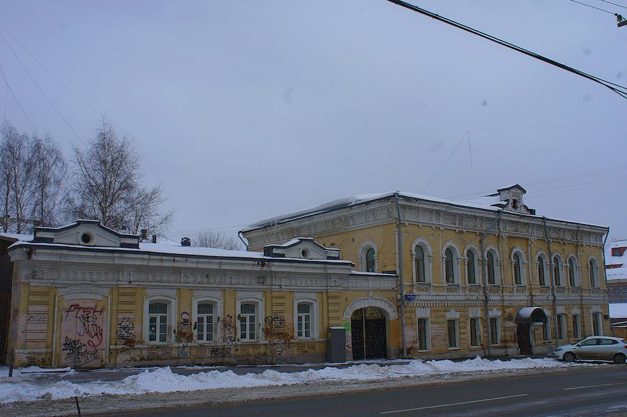 Дом Гаврилова