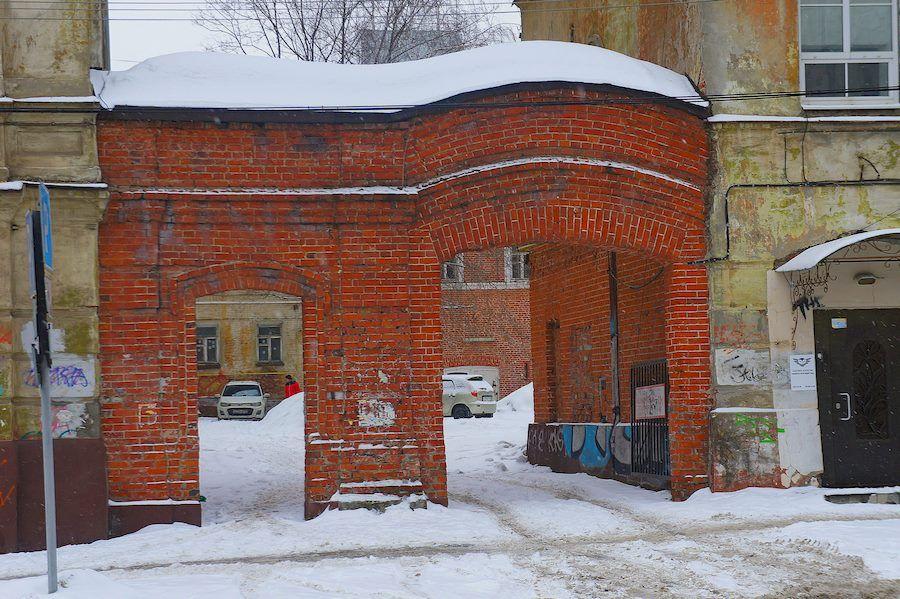 Дом Камчатова
